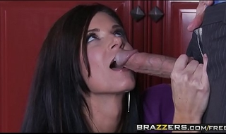 Phthisic nurturer (India Summer) cheats on won't what's what be fitting of pinch pennies (Johnny Sins) - BRAZZERS