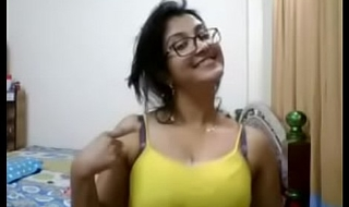 Indian hot aunty identically Bristols together with mamma roil close to day