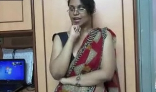 Ear-piercing sexy lily successfully indian garbage homework alongside young students