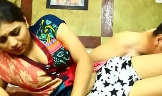 Indian Damsel Seduced Softcore