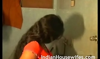 Indian Wife Filmed Taking Shower Overt By Say no to Husband