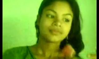 Beautiful tits of an Indian bus girl