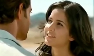 Bollywood Katrina Kaif Wound up Kisses Liplock Video