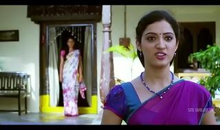 Richa Panai Scenes Back give Back - Telugu Latest Pic Scenes - Sri Balaji V
