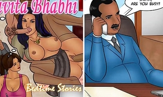 Savita Bhabhi Episode 97 - Bedtime Stories