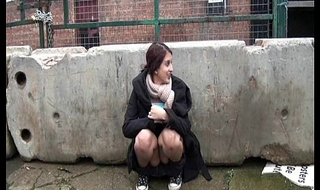 Indian Teen Zarina Masood Flashing Nude Connected with Public