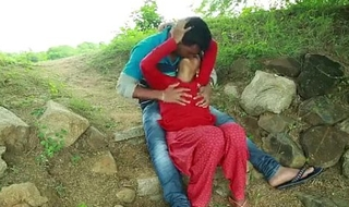 Hot Indian Couples enjoying in public