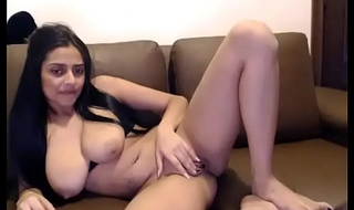 Mix Indian chick endure pornography with great body