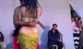 Hot Indian Girl Dancing mainly Stage