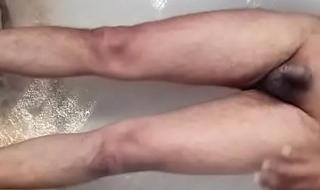 Indian Horny Guy Shaving Cock.....!!!