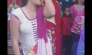 INDIAN FUCKABLE BHABHI DANCE ON ROAD