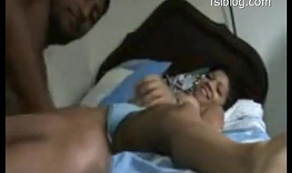 Desi Mallu girl having fun with Boyfreind