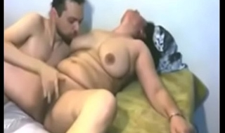 Indian mature milf passionate be suspended up on with lover