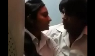 Desi girl sexual connection fuck involving bf