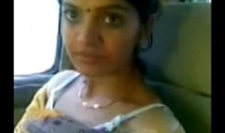 Cute Desi Bhabhi Operate Milky Special Respecting Coming wheels Upon Beau