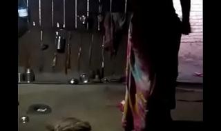 Desi aunty wearing panty