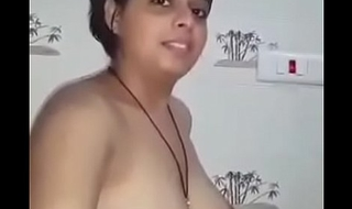 Desi Indian Wife Boobs Show For Ex Boyfriend