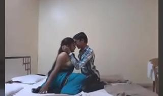Indian Desi Girlfriend Be aware Sex with Her Boyfriend in Hotel